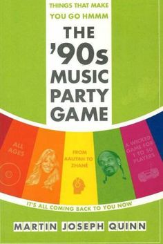 Things That Make You Go Hmmm: The '90s Music « Library User Group