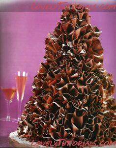 cake tutorial chocolate
