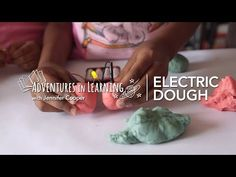 Electric Play Dough and Circuits for Kids | Adventures in Learning | PBS Parents - YouTube