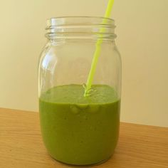 Super Easy Green Smoothies
