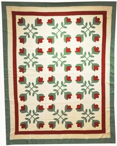 Christmas is just around the corner! Spice up your home dec with these beautiful red and green quilts perfect for a holiday season. 'Tis the Season to Be Jolly with these 11 Snowflake Quilt Patterns!