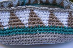 "Taschen Crochetalong ""Sand und Meer"" Teil 1 ist online! + Part 1 of our Bag Crochetalong ""Sea and Sand"" is online now! schoenstricken.de"