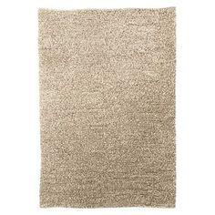 Threshold™ Wool Felted Shag Area Rug - Cream/Tan