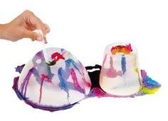 kid idea, gelatin, school supplies, classroom activ