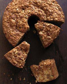 Apple and Sour Cream Coffee Cake Recipe