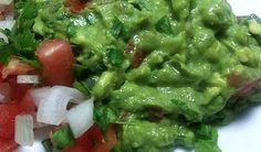 Fresh & Easy Guacamole | Divas Can Cook