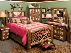 Adirondack Bedroom Set