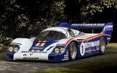 Porsche 956-001