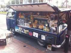 Kombi Coffee Truck