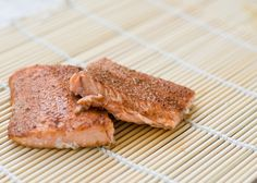 Not sure what to do with salmon? Easy Baked Salmon Recipe from KetoPaleo