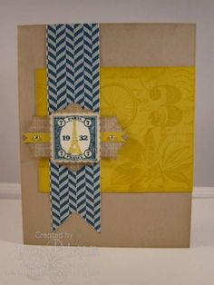 Postage Due CASE by jmariepete - Cards and Paper Crafts at Splitcoaststampers