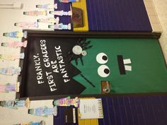 Are you decorating your classroom door for Halloween this year?? #SONICLFL