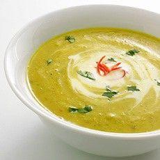 Chickpea, Chilli and Coriander Soup