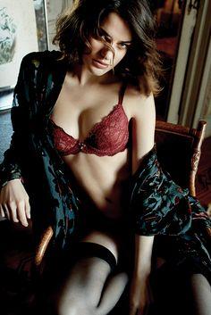 women'secret autumn 2013 campaign  #womensecret #campaign #newseason #fall #autumn #fashion #lingerie