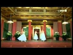 Because I grew up watching this every new year with my Mom, Vienna is on my must see list.  Blue Danube Waltz - New Year's Concert 2011 - Vienna Philharmonic