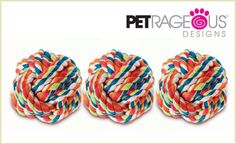 The perfect balls for fetch - only on doggyloot.