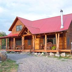 Building The Log Cabin Of My Dreams On Pinterest 33