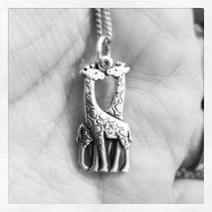 Giraffes Charm from James Avery Jewelry