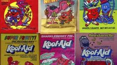 Discontinued Foods From the 90s | ... Aid: Bring back the great discontinued flavors from the 80's and 90's
