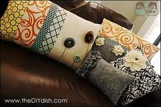 throw pillow diy ideas - Google Search