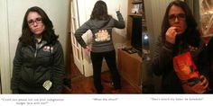 @mpressrderrico: @nbc30rock here's my #30rockelganger from Halloween last year...El tejon!