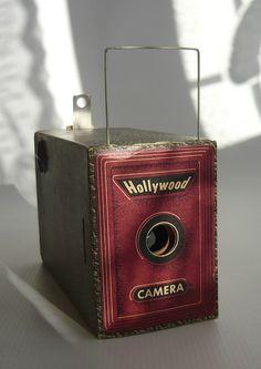 box hollywood camera