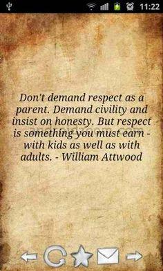 Respect