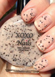 Nails paint nail, xoxo nail, nail art