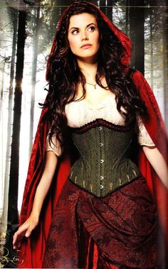 Meghan Ory as Ruby Lucas/Red Riding Hood - Once Upon a Time
