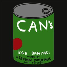 Stephen Malkmus: Can, cover by David Shrigley