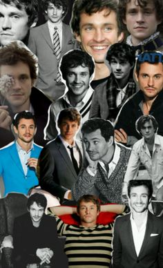 Hugh Dancy , Collage - hugh-dancy Fan Art