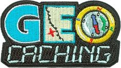AHG Activity Patches: Geocaching Patch