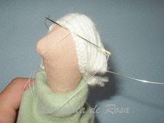 tutorial cabelo tilda