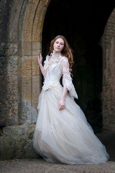 www.rebecca-parker.co.uk special occas, fantasi ll, elvish inspir, exquisit dress, style exquisit