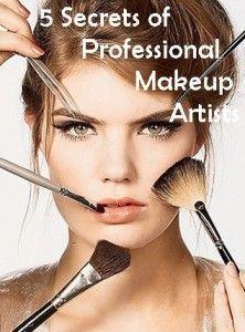 5 Secrets of Professional Makeup Artists
