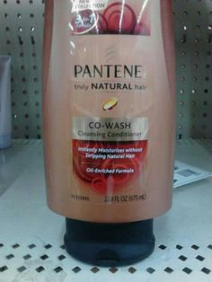 Pantene Co-Wash Cleansing Conditioner
