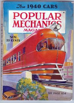 Popular Mechanics November 1939, via Etsy.