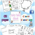 Fairy Tale EBook - Worksheets - Word Wall - Thematic Unit- 62 pages