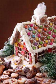 Receita de Gingerbread House
