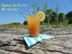 Popcorn and Pearls: Picnic Fun and On-The-Go With Bigelow Tea #AmericasTea #shop #cbias