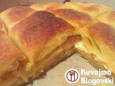 Katmer kore – jednostavne i brze za pripremu - Slane pite i rolati recepti -