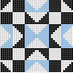 Bead Pattern Library, loom patterns