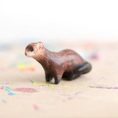 Le Floppy Ferret Totem | leanimale