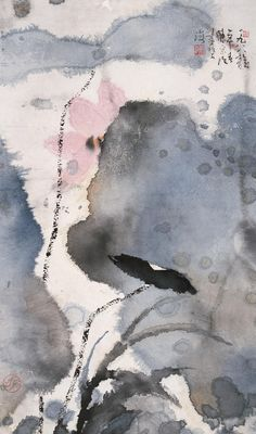 Lotus, Chinese Painting