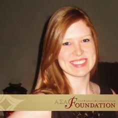 Natasha Frost, Zeta Eta, Past Presidents' Endowed Founders' Memorial Scholarship
