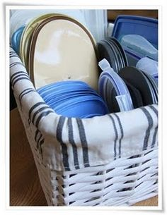 storage solutions for tupperware