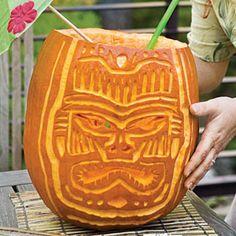 Polynesian Pumpkin