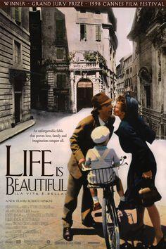 La Vita E Bella  Genius. Most evocative movie ever. Truly Touching--