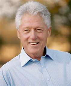 """We're all in this together!""  President Bill Clinton"