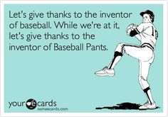 Baseball season, yalllll:)